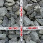 大栗石(150mm - 200mm)